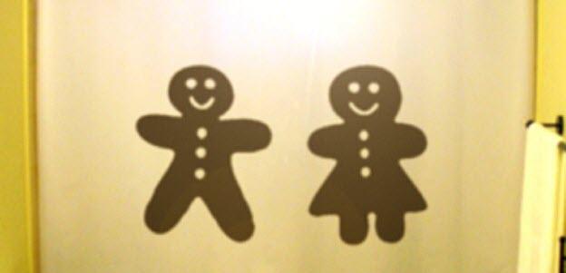 Ako sa sprchuje žena a muž Ako sa sprchuje žena a muž? muz zena v sprche