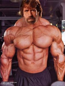 pravý muž sa rozvíja  pravý muž 20 vlastností pravého muža – 3.časť Chuck Norris sebadolezito 227x300