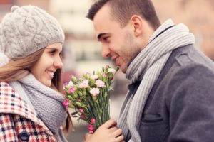 Vyznanie lásky ako zbalit věci, které ženy milují na mužích 7+1 věcí, které ženy milují na mužích AdobeStock 73543301
