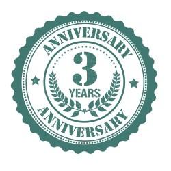 3 výročie blogu chlap20.sk chlap20.sk Ubehlo to tak rýchlo… 3 roky chlap20.sk 3 vyrocie akozbalit sk 2