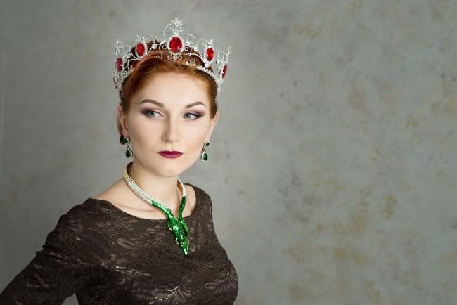 Žena chce byť princeznou (650 x 434) ako zbaliť ženu 11 rozdielov medzi randením so ženou a s dievčaťom   ena chce by   princeznou 650 x 434