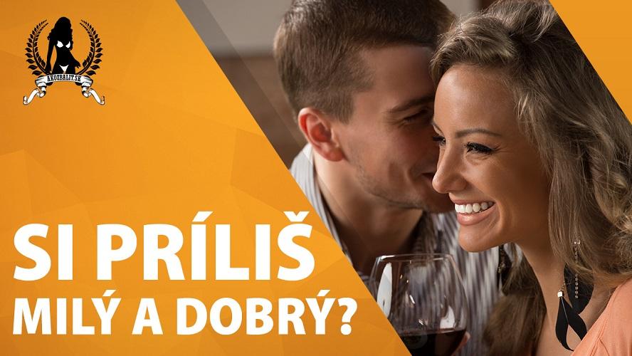 Ako byť dobrý na online dating