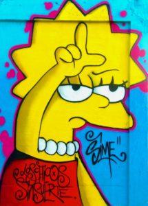 sebavedomie a scenáre v hlave  sebavedomie Sebavedomie na tretiu: O tom, ako sme uverili, že sme pokazení graffiti 1024770 640 215x300
