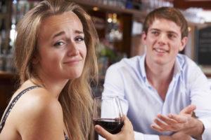 kamarát 6+1 JASNÝCH signálov, že si len jej kamarát Odmietnutia od   eny   ena nie je spokojn   pije v  no 300x200