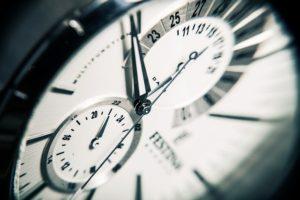"""Ako som si našiel 2,5 hodiny denne na cvičenie, aj keď som """"nemal čas"""" clock 407101 640 300x200"""