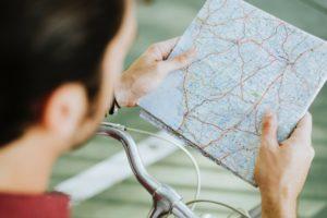 baliť ženy je jednoduché [4/10] Naučiť sa baliť ženy je JEDNODUCHÉ, ako jazdiť na bicykli bicycle bicykel mapa jazda 300x200