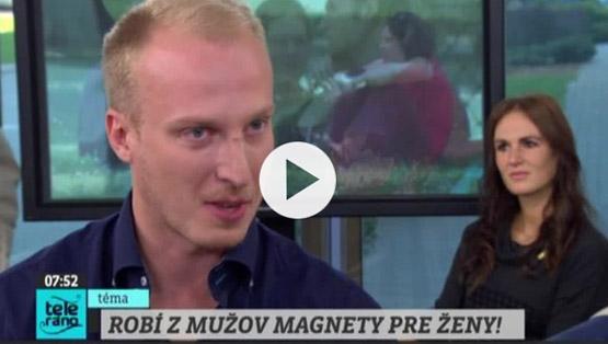 Michal v médiách media markiza