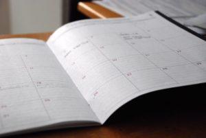 day-planner-828611_640 ako udržiavať čaro [Pýtaj sa Michala] Ako udržiavať čaro, kým sa stretnete day planner 828611 640