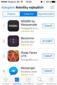 Aplikácia Becomme rebríček chlap20.sk 5 rokov chlap20.sk aplikacia becomme top 200x300