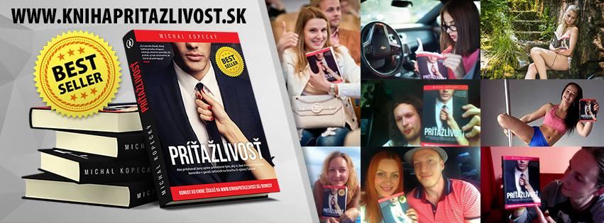 Kniha Príťažlivosť chlap20.sk 5 rokov chlap20.sk kniha pritazlivost banner