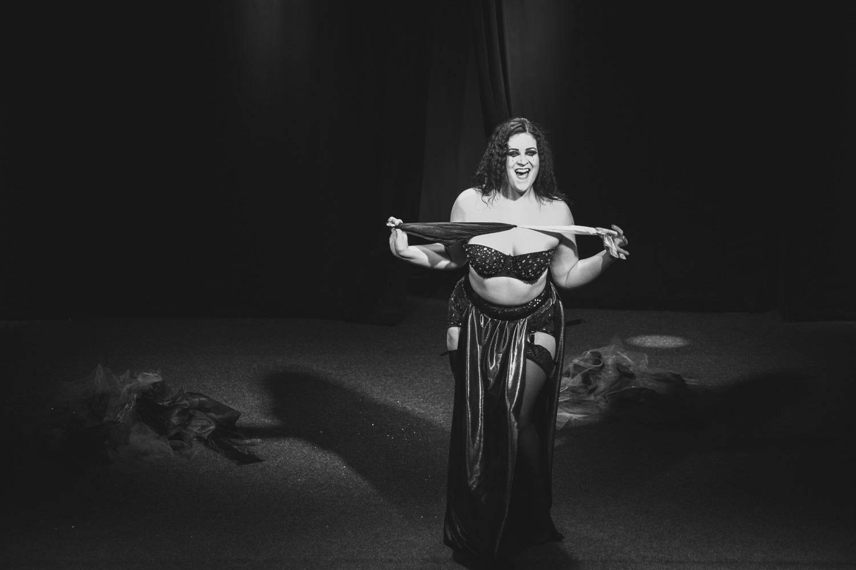 rozhovor Rozhovor s burlesque divou: Ľúbte seba a určite príde niekto, kto bude ľúbiť vás Zuzana O  ovanov   rozhovor s Diamond Fairy 6