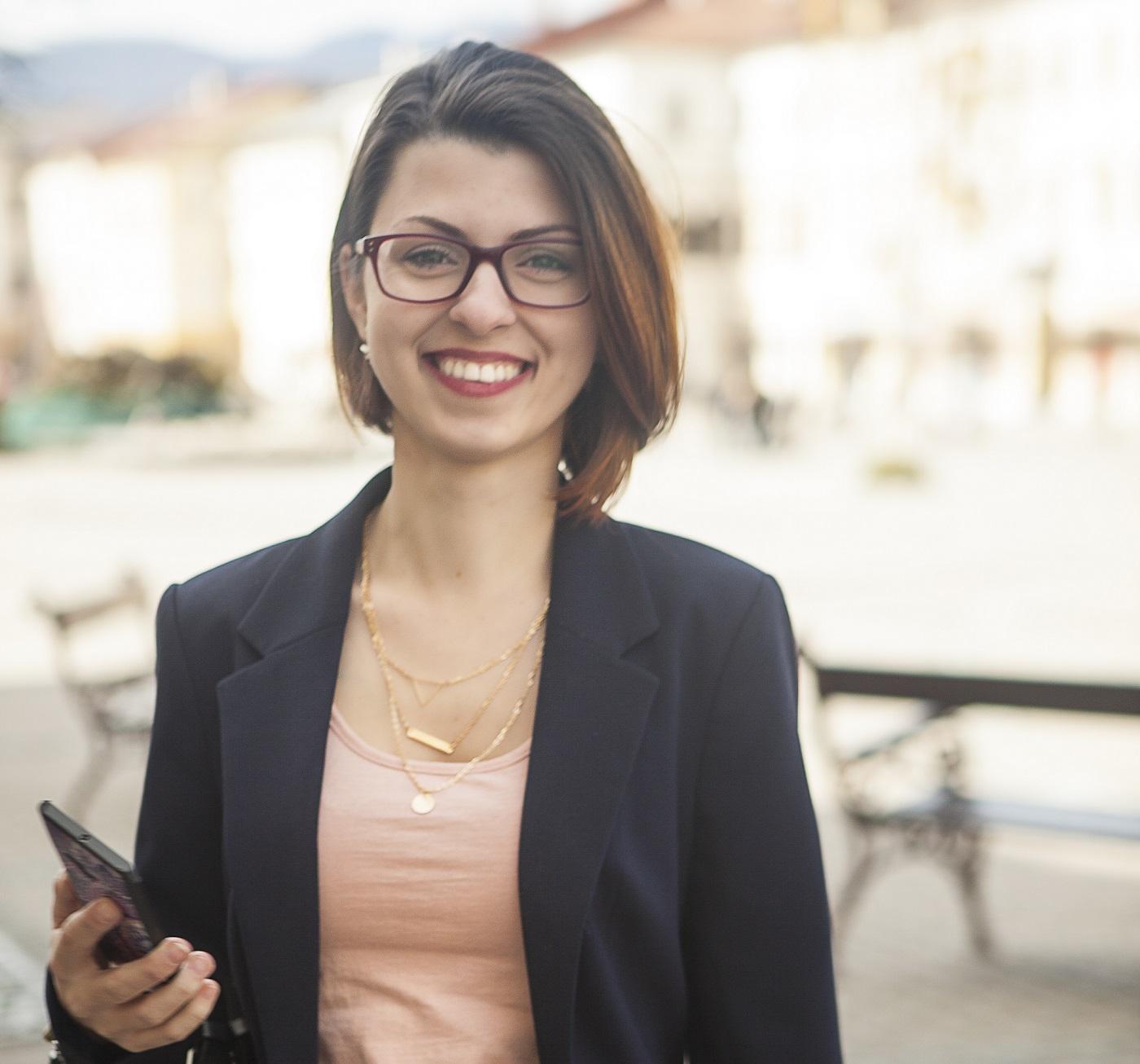 rozhovor Rozhovor s Lenkou: Žite s väčšou dôverou a menšími predsudkami rozhovor s lenkou business 1