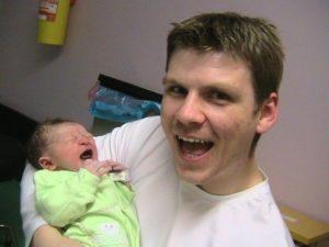 Môj manžel a syn Oliver pôrod Bez servítky: Ako prebieha pôrod Anita jej mu   a die  a 300x225