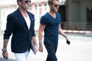 obliekanie Prečo som sa rozhodol robiť niečo so svojím výzorom a obliekaním? blue mens street style paris 300x200