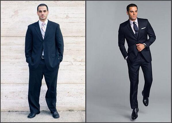 [object object] Obliekanie na mieru ako vrchol tvojho osobného štýlu Mens bad suit