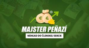majster peňazí Náhľad do členskej sekcie Majster peňazí: Toto všetko obsahuje kurz majster penazi nahlad 300x165